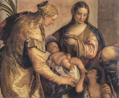 the_holy_family_with_st_barbara_and_young_saint_john_uffizi_1565